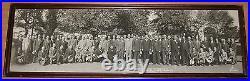 1931 President Herbert Hoover Panoramic Panorama Photo White House Washington DC