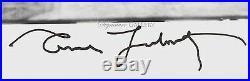 ANNIE LEIBOVITZ SIGNED AUTOGRAPH 8x10 B&W PHOTO FRAMED