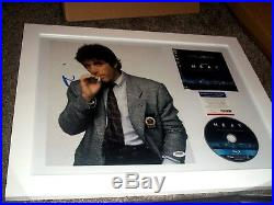 Al Pacino Heat, Signed 11X14 Photo Autographed Framed 16x20 PSA/DNA with Dvd & Art