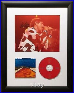 Anthony Kiedis / Red Hot Chili Peppers / Signed Photo / Autograph / Framed / COA