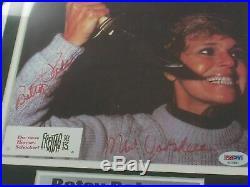 BETSY PALMER Signed 8x10 Photo FRAMED Jason Mom Friday the 13th BAS BECKETT COA