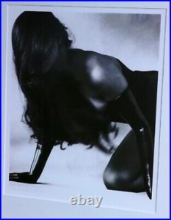 BOB CARLOS CLARKE CAROLE ANNE 1987 UNIQUE PRINT #1 of 10