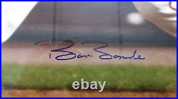 Barry Bonds Signed 16x20 Giants 600 HR Photo Bonds Hologram Autographed & Framed