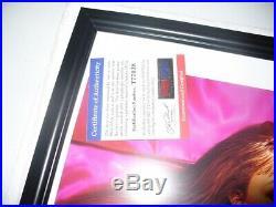 Britney Spears signed Photo PSA DNA (Framed)