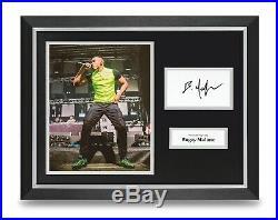 Bugzy Malone Signed 16x12 Framed Photo Display Music Autograph Memorabilia COA