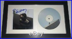 DANIEL CAESAR SIGNED FREUDIAN GET YOU CD PHOTO ALBUM AUTOGRAPH FRAMED With PROOF
