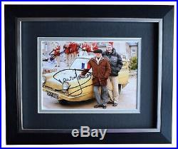 David Jason Signed 10x8 Framed Autograph Photo Display Only Fools & Horses COA