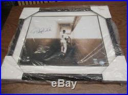Derek Jeter Signed Auto Autograph Framed 16x20 Photograph Steiner Coa Phl011
