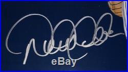 Derek Jeter Signed Framed New York Yankees 16x20 Limited 195/222 Photo Steiner