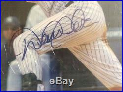 Derek Jeter epic 3000th hit signed, framed official Steiner photo- 2020 HOF