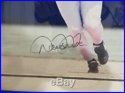 Derek Jeter signed autographed Steiner framed 16x20 Columbus Clippers 13/195