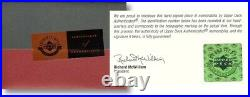 Dirk Nowitzki Signed Auto 20X46 Photo Framed The Show Shooter Mavericks UDA