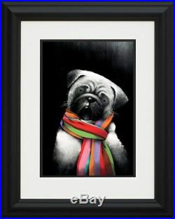 Doug Hyde Ltd Edition Picture Small But Mighty Brand New Framed with COA