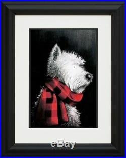 Doug Hyde Ltd Edition Picture West End Girl Brand New Framed with COA