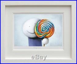 Doug Hyde picture Lollipop, Lollipop Limited Edition Framed Print