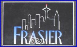 FRAISER Cast Signed & Framed 11x14 Photo + PSA COA Frasier, Niles, Marty, Daph