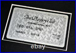 FRAMED Signed HUGH HEFNER, Playboy Club CARD, MUG, PLATE, CHIPS, COA UACC + More