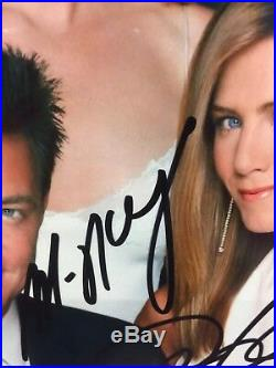 FRIENDS! Cast Signed 8 X 10 Photo by all 6 Cast Members Framed + COA