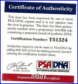 Fenty Beauty Rihanna signed 12x18 Photo PSA DNA (Framed)