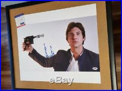 Harrison Ford Han Solo signed 16x20 Photo PSA DNA (No Frame)