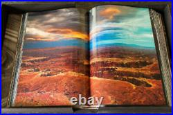Includes 2 ITEMS Peter Lik Enchanted Jetty (1.5M) + Equation of Time, Book