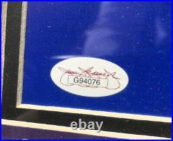 JSA Take Care DRAKE Aubrey Graham Signed Autographed FRAMED & MATTED Photo