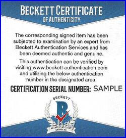 Justin Herbert Autographed Signed Framed 16x20 Photo Oregon Beckett Bas 191217