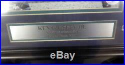 Ken Griffey Jr. Autographed Signed Framed 8x10 Photo Mariners Tristar 146648