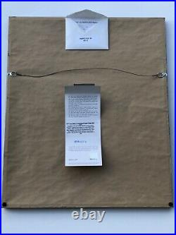 Ken Griffey Jr. Mariners Signed Autographed 16x20 Photo Framed #91/250 UDA COA