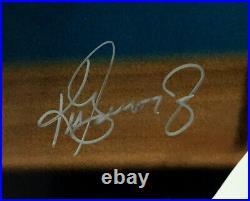 Ken Griffey Jr Signed 16x20 Photo Framed GEM Mint 10 Autograph HOF UDA COA /240