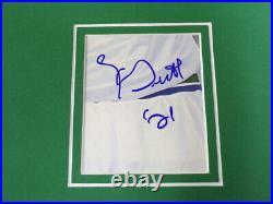 Kevin Garnett Paul Pierce Ray Allen Signed Framed 16x20 Rookie & Photo Set JSA