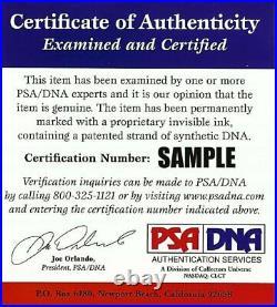 Kobe Bryant Hand Signed Autographed 16x20 Photo Vintage Slam Dunk Framed PSA/DNA