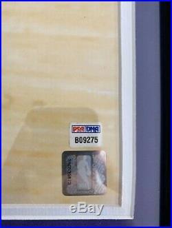 Kobe Bryant Signed 16x20 PSA COA Framed Autographed Picture Signature