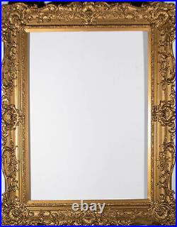 Late 19th Century Picture Frame French Rococo Revival Frame