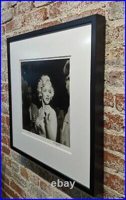 Marilyn Monroe 1953 Hollywood Original Signed Photograph by Murray Garrett