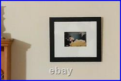 NAN GOLDIN Couple in Bed, Chicago 1977 SIGNED FRAMED RARE