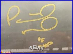 Patrick Mahomes Kansas City Chiefs FRAMED Signed/Autographed 16x20 Photo COA