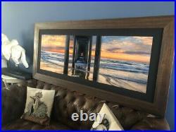 Peter Lik Coastal Dreams 1.5 Meter Framed Limited Edition 673/950 Sold Out