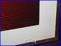 Peter Lik Outback Glow Original Photograph 1.5M 20x58 Signed 49/100