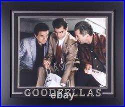 Ray Liotta Signed Goodfellas 23.5x27.5 Custom Framed Photo Display (PSA COA)