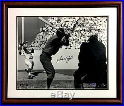Sandy Koufax Dodgers signed 16x20 photo framed mt auto HOF MLB holo UDA COA /32