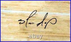 Shawn Kemp Autographed Signed Framed 16x20 Photo Seattle Sonics Mcs Holo 174296