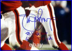 Steve Young Autographed Signed Framed 16x20 Photo 49ers Sb Mvp Uda 162402