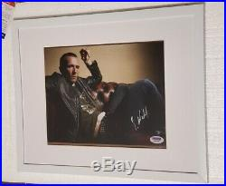 Stone Temple Pilots Scott Weiland signed Photo PSA DNA (Framed)
