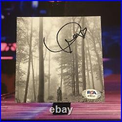 Taylor Swift Selena Gomez Signed 16x20 Photo PSA/DNA Custom Framed Autographed
