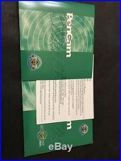Tiger Woods Signed Framed 16x20 UDA BAH82929