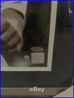 Tom Brady SB 51 MVP signed 20x24 photo framed auto Tristar Steiner COA