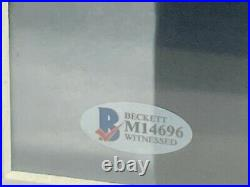 VAL KILMER SIGNED AUTO TOMBSTONE I'm Your Huckleberry 16x20 PHOTO BAS FRAMED